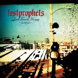 Lostprophets альбом Last Train Home EP