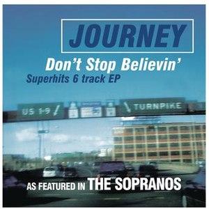 Journey альбом Digital EP