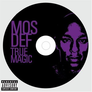 Mos Def альбом TRUE MAGIC