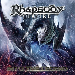 Rhapsody of fire альбом Into The Legend