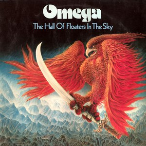 Omega альбом The Hall Of Floaters In The Sky