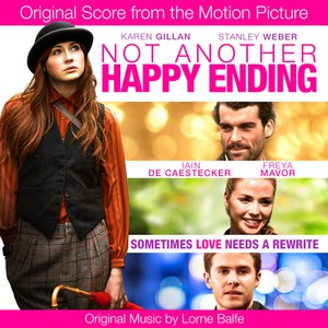 Lorne Balfe альбом Not Another Happy Ending