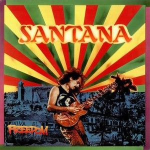 Santana альбом Freedom