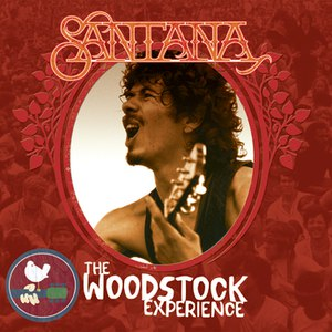Santana альбом Santana: The Woodstock Experience