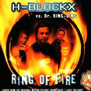 H-Blockx альбом Ring Of Fire
