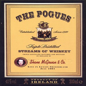 The Pogues альбом Streams Of Whiskey: Live In Leysin, Switzerland 1991