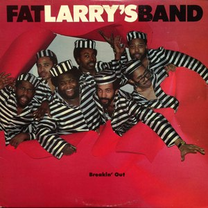 Fat Larry's Band альбом Breakin' Out