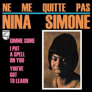 Nina Simone альбом Ne me quitte pas
