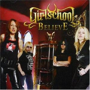 Girlschool альбом Believe