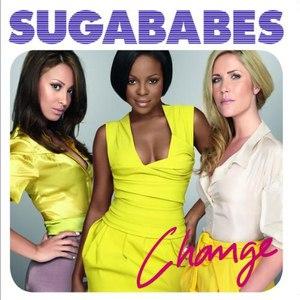 Sugababes альбом Change (EA VERSION)