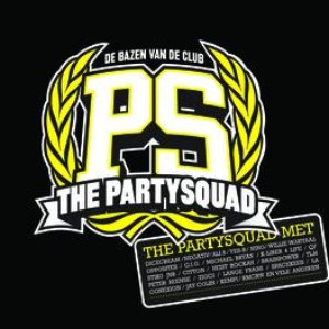 The Partysquad альбом De Bazen Van De Club
