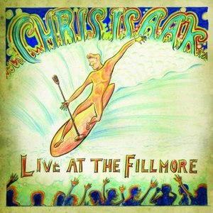 Альбом Chris Isaak Live At The Fillmore