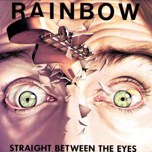 Rainbow альбом Straight Between The Eyes (Remastered)