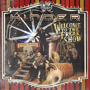 Hinder альбом Welcome To The Freakshow