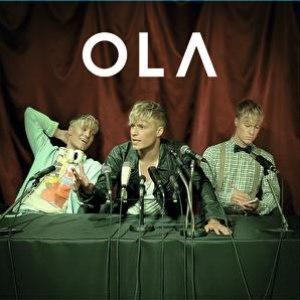 Ola альбом Ola