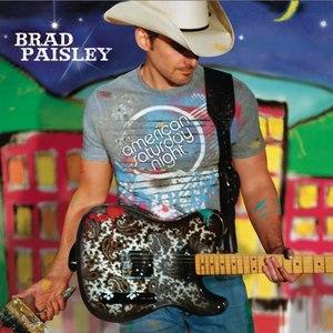 Brad Paisley альбом American Saturday Night (Bonus Track Version)