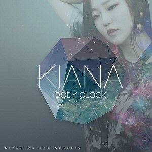 Kiana альбом Body Clock