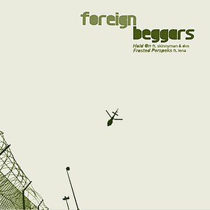 Foreign Beggars альбом Hold On