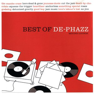 De-Phazz альбом Best Of De-Phazz: Beyond Lounge