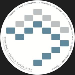 Mike Dred альбом Techno Satellites