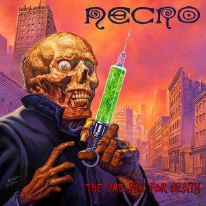Necro альбом The Pre-Fix for Death