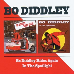 Bo Diddley альбом Bo Diddley Rides Again / In the Spotlight