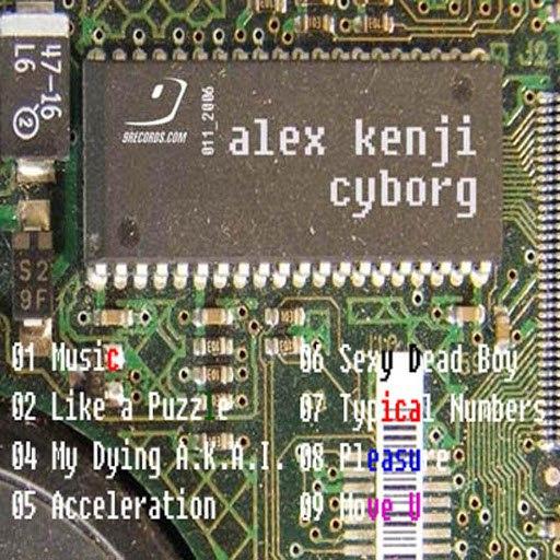 Alex Kenji альбом Cyborg
