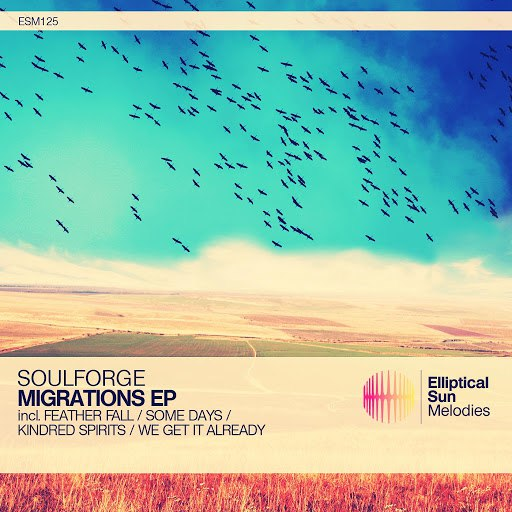 Soulforge альбом Migrations EP