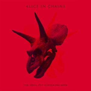 Alice in Chains альбом The Devil Put Dinosaurs Here