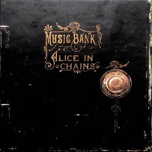 Alice in Chains альбом Music Bank