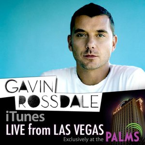 Gavin Rossdale альбом Live from Las Vegas At the Palms - EP