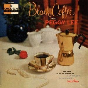 Peggy Lee альбом Black Coffee