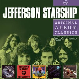 Jefferson Starship альбом Original Album Classics