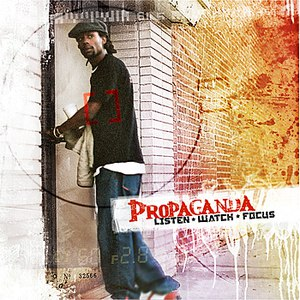 Propaganda альбом Listen Watch Focus