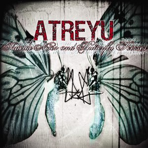 Atreyu альбом Suicide Notes And Butterfly Kisses