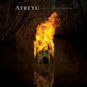 Atreyu альбом A Death-Grip on Yesterday