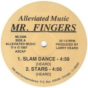 Mr. Fingers альбом Mr. Fingers EP