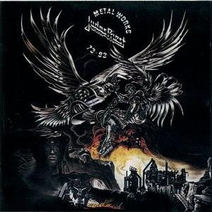 Judas Priest альбом Metal Works '73-'93