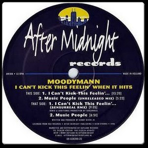 Moodymann альбом I Can't Kick This Feelin' When It Hits