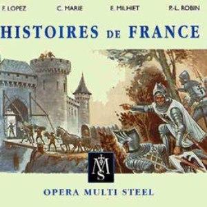 Opera Multi Steel альбом Histoires de France