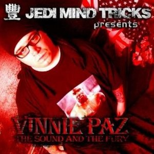 Vinnie Paz альбом The Sound and The Fury