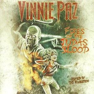 Vinnie Paz альбом Fires Of The Judas Blood