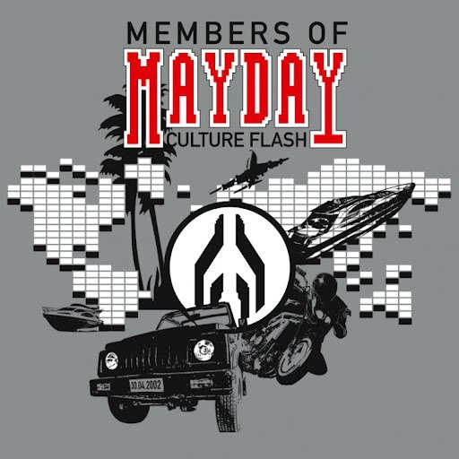 Members of Mayday альбом Culture Flash