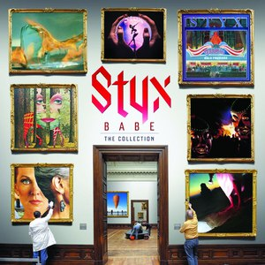 Styx альбом Babe: The Collection