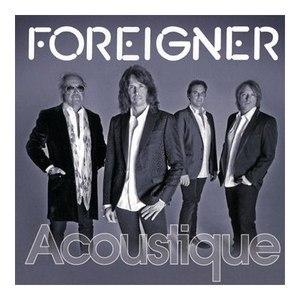 Foreigner альбом Acoustique