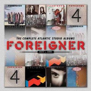 Foreigner альбом The Complete Atlantic Studio Albums 1977-1991