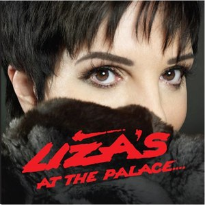 Liza Minnelli альбом Liza's At the Palace