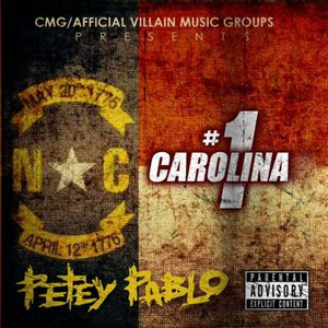 Petey Pablo альбом Carolina #1