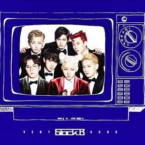 Block B альбом Very Good ASIA SPECIAL EDITION