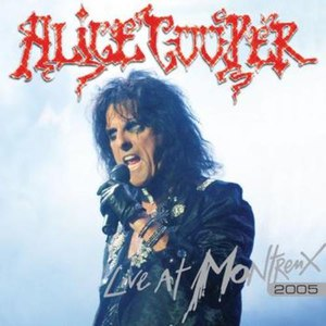 Alice Cooper альбом Live At Montreux 2005